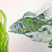 Fish Stamp