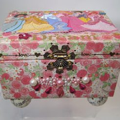 Renovated Ballerina Box